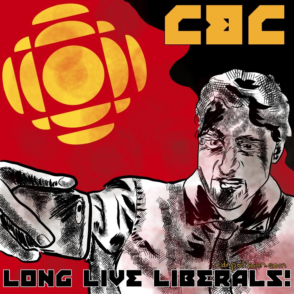 CBC New Poster (Soviet Propaganda Style)